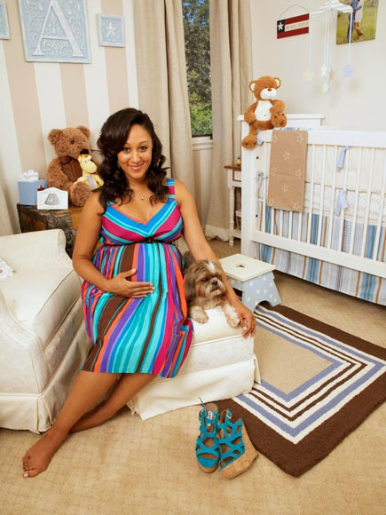 Tamera Mowry-Housley's Americana Themed Nursery