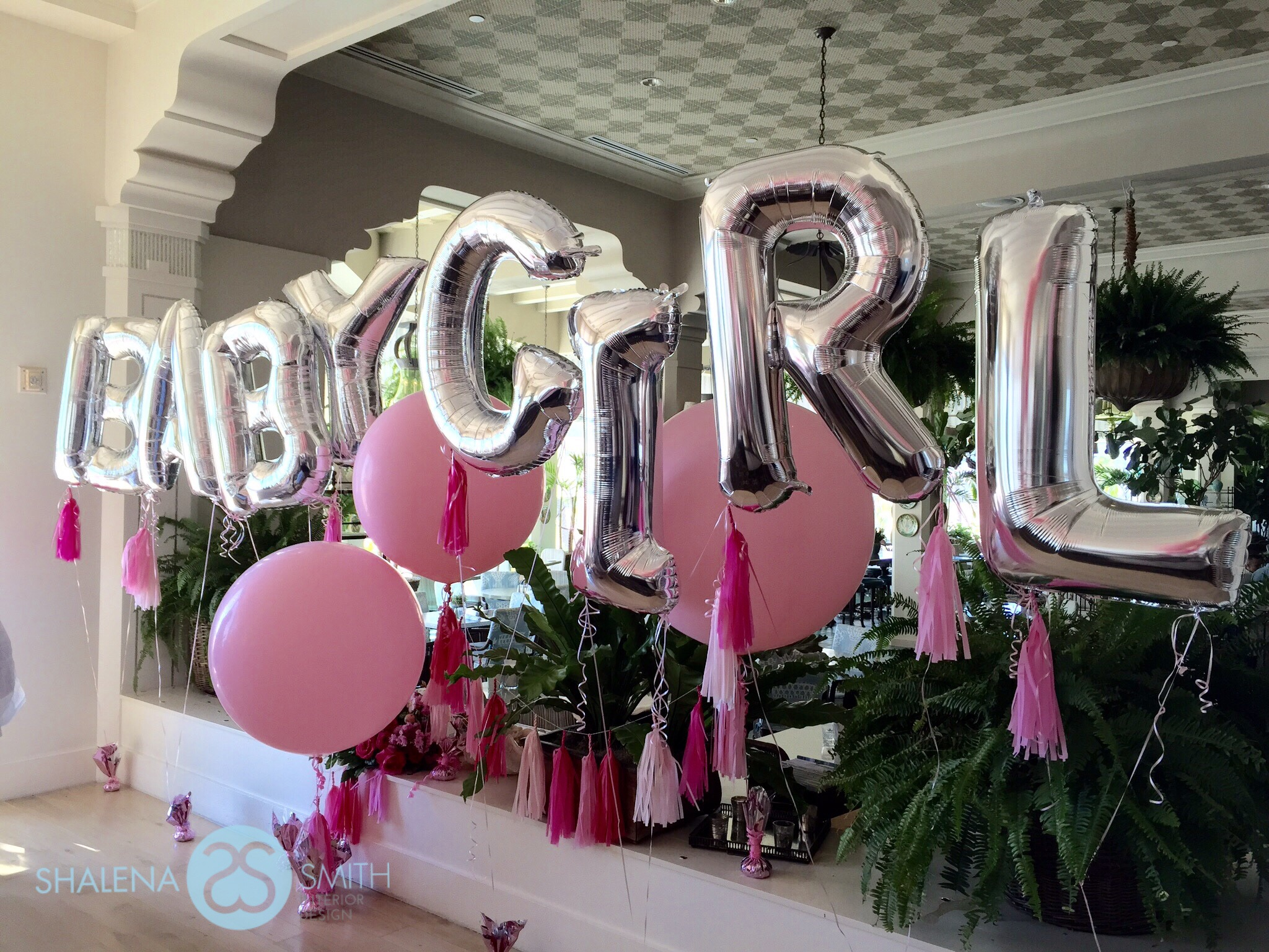 Tamera Mowry Housleys Sweet Baby Shower Gaga Designs