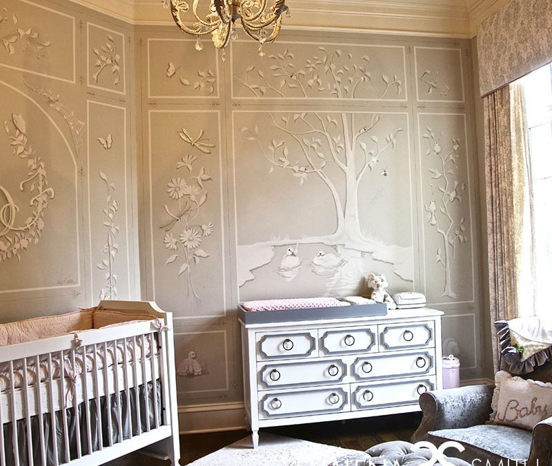 Tennessee Lifesytle – Virtual & In-Home Nursery Design