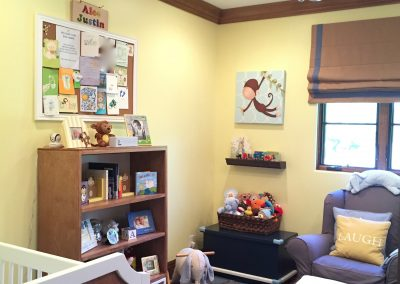 Monkey's Jumping on the Bed – Studio City In-Home Nursery Design