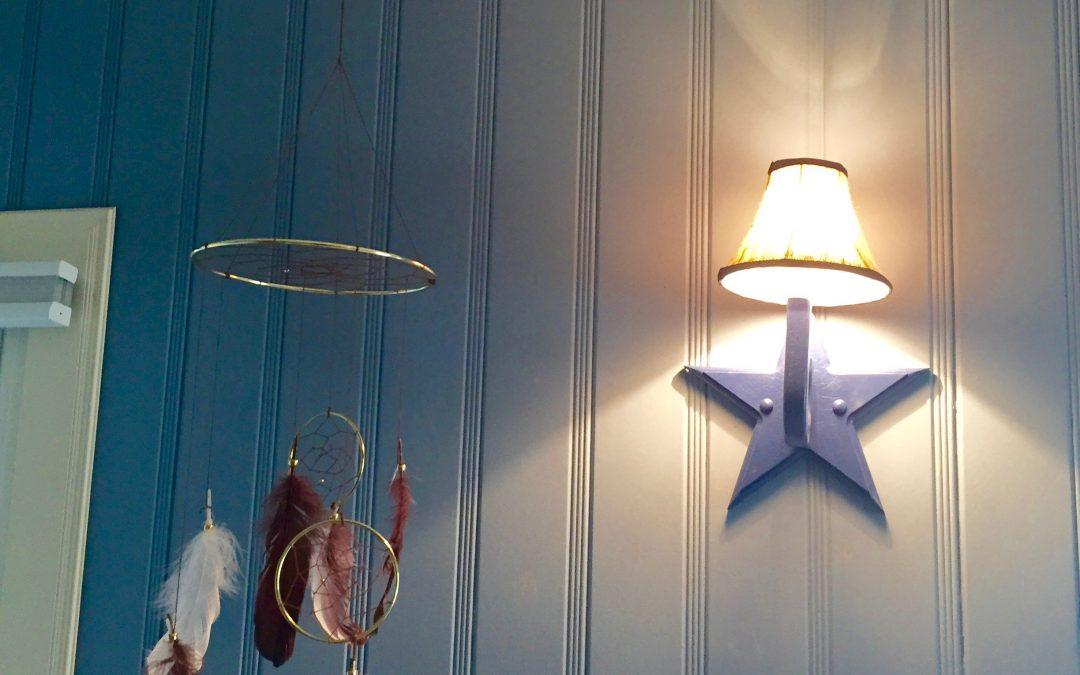Modern Cowboy- Beverly Hills In-Home Nursery Design