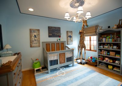 Modern Circus Los Angeles In Home Nursery Design