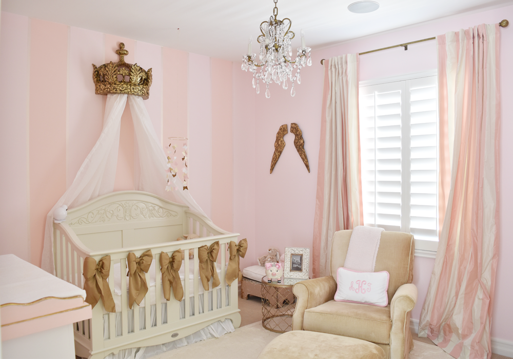Tamera Mowry Housley Gets Real About The Inspiration Behind Her Baby S Nursery
