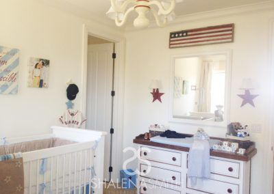 Vintage Americana Nursery Napa In Home Design