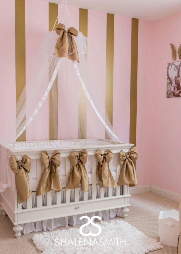 How to Get Tamera Mowry-Housley's Celebrity Nursery on a Budget!